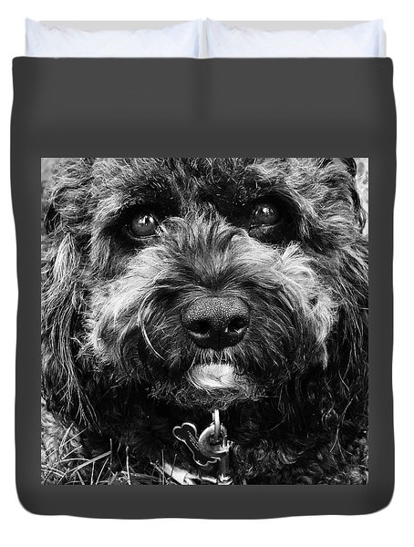 Cutest Dog On The Planet Duvet Cover