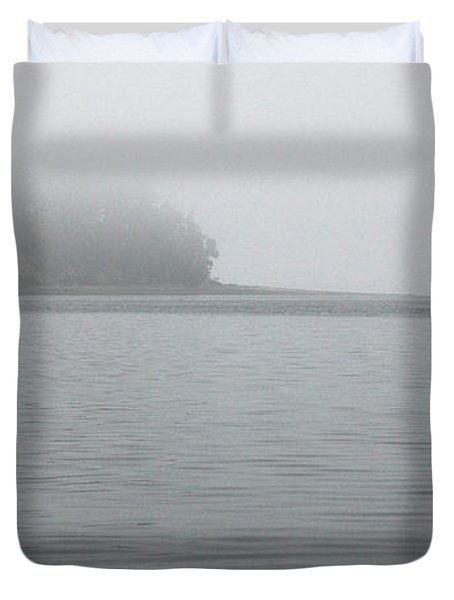 Cutts Island State Park Duvet Cover