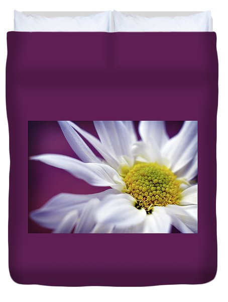 Daisy Mine Duvet Cover