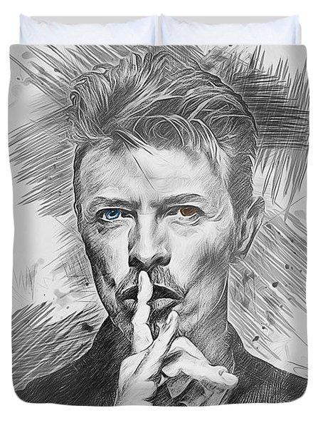 David Bowie. Duvet Cover