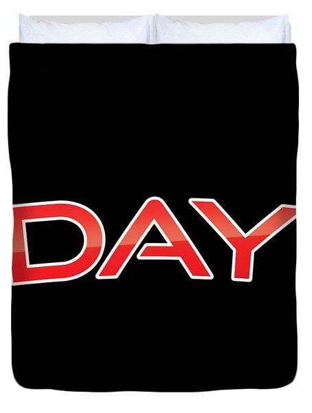 Day Duvet Cover