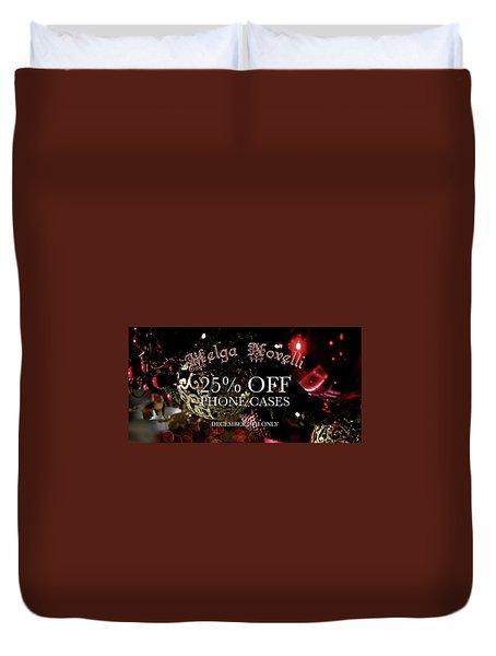 December Offer Phone Covers Duvet Cover