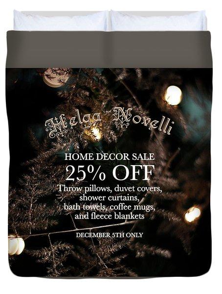 December Offers Duvet Cover