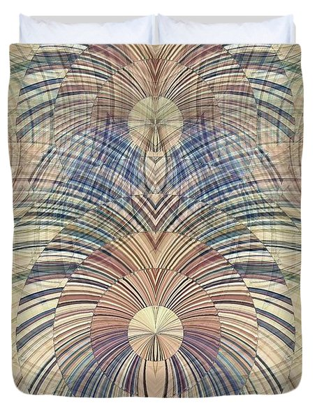 Deco Wood Duvet Cover