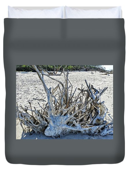 Deep Roots Duvet Cover