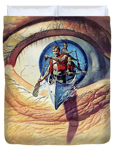 Deliverance  1972 Duvet Cover