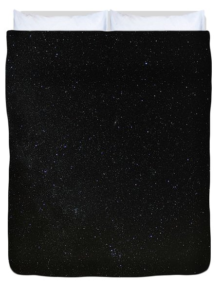 Desert Stars Night Sky Duvet Cover