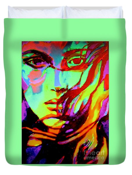 Desires Duvet Cover