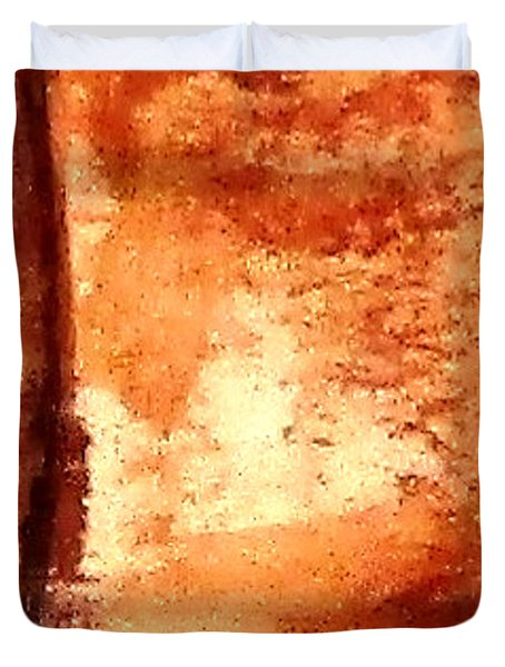 Digital Abstract No9. Duvet Cover