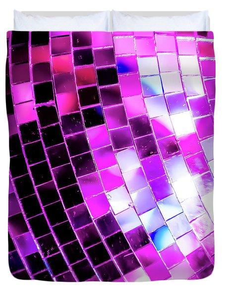 Disco Ball 1 Duvet Cover