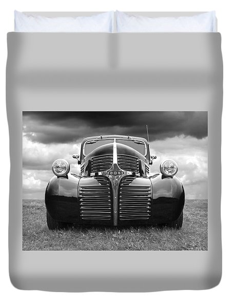 Dodge Truck 1947 Duvet Cover