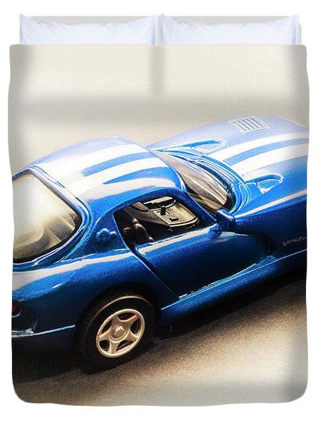 Dodge Viper Gts Duvet Cover