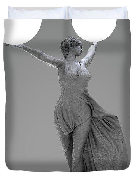 Double Lamp Duvet Cover