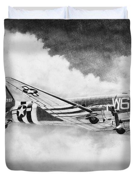 Douglas C-47 Duvet Cover