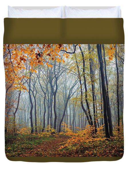Dream Forest Duvet Cover