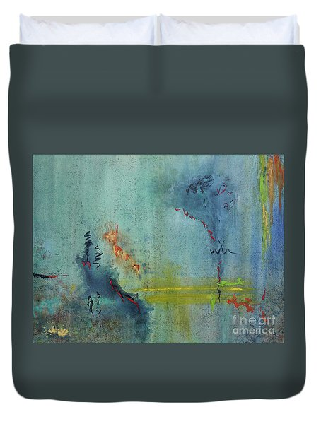 Dreaming #2 Duvet Cover