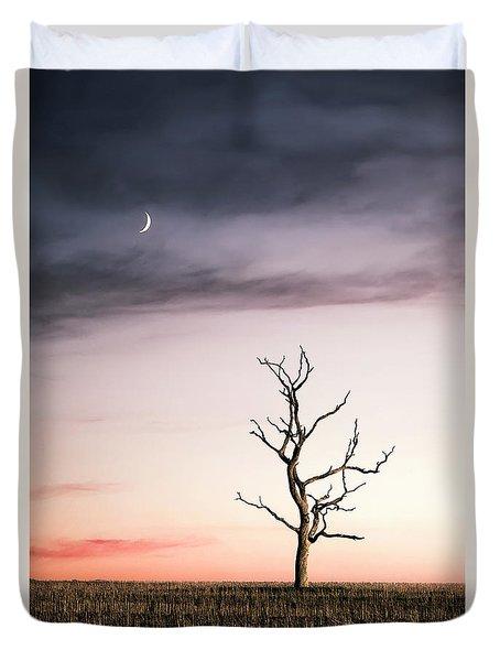 Dreams Of The Dead Tree Duvet Cover