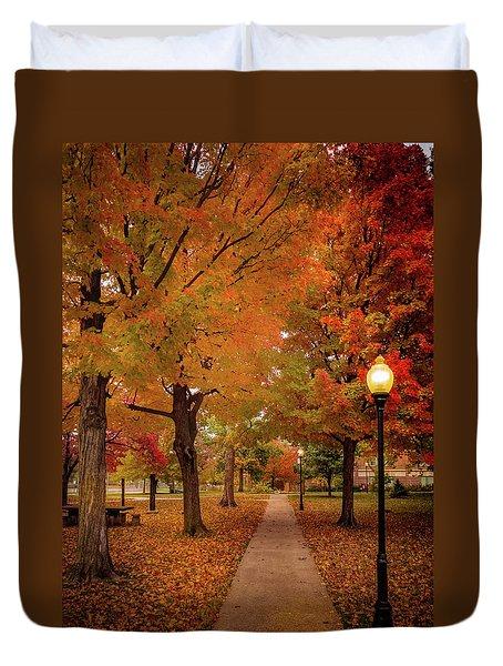 Drury Autumn Duvet Cover