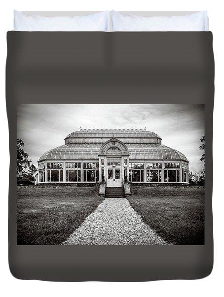 Duke Farms Conservatory Duvet Cover