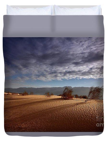 Dune In Motion Duvet Cover