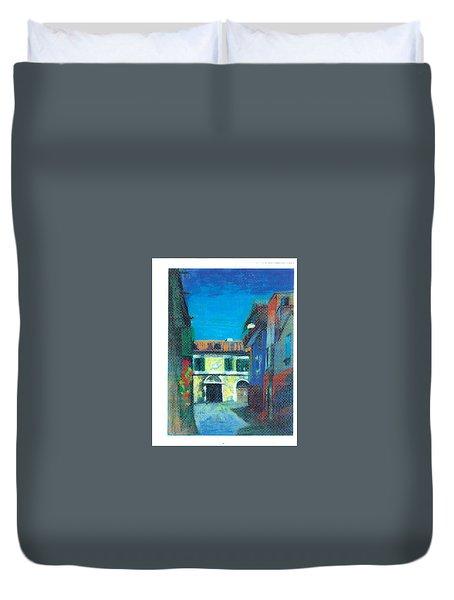 Edifici Duvet Cover