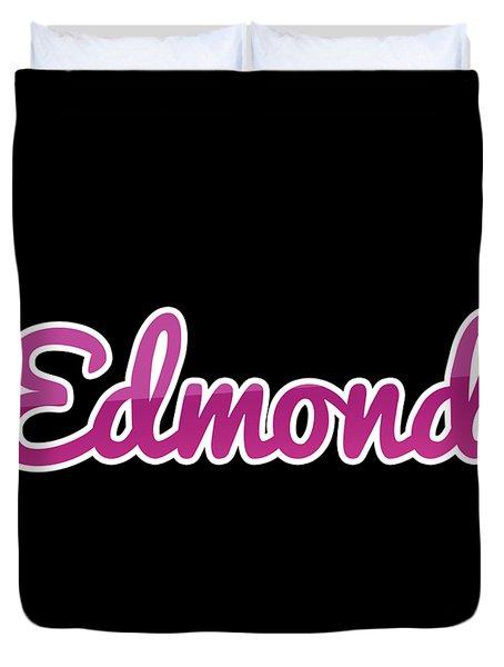 Edmond #edmond Duvet Cover