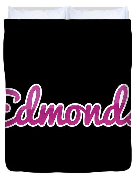 Edmonds #edmonds Duvet Cover