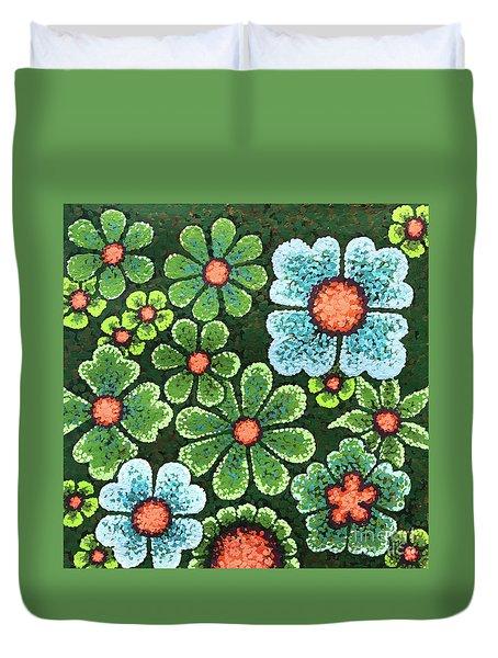 Efflorescent 10 Duvet Cover