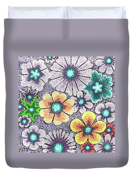 Efflorescent 11 Duvet Cover