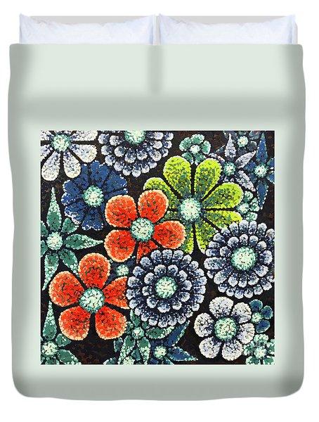 Efflorescent 3 Duvet Cover