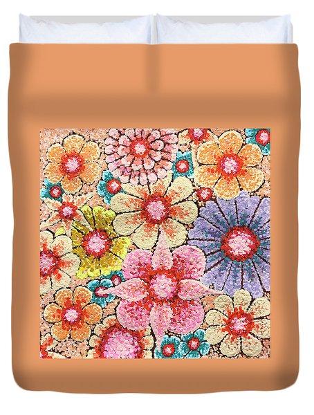 Efflorescent 4 Duvet Cover