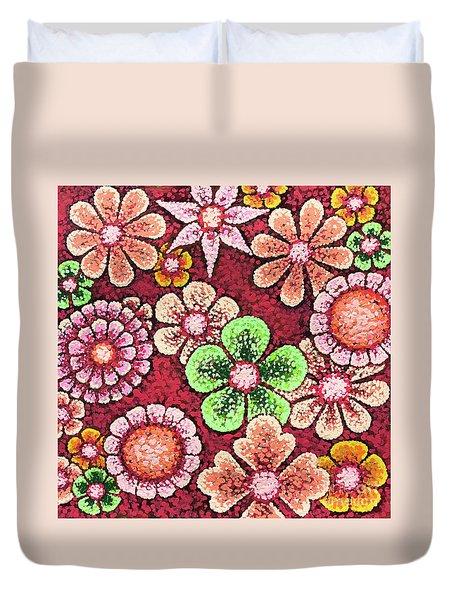 Efflorescent 5 Duvet Cover