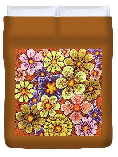 Efflorescent 6 Duvet Cover