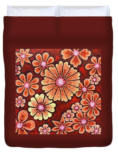 Efflorescent 7 Duvet Cover