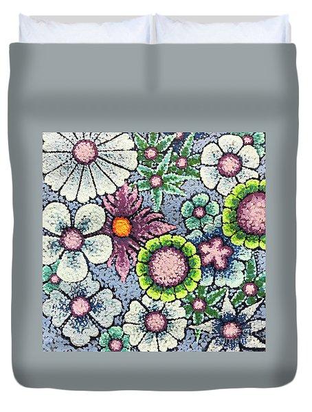 Efflorescent 8 Duvet Cover