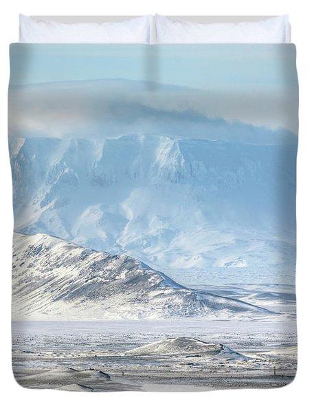 Eglisstadir - Iceland Duvet Cover