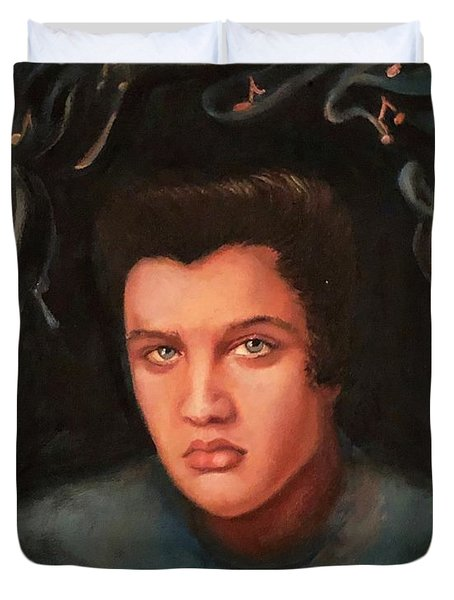 Elvis Duvet Cover