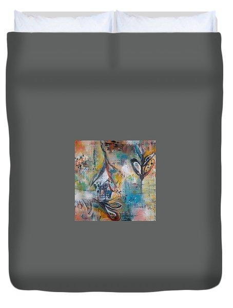 Emancipator Duvet Cover