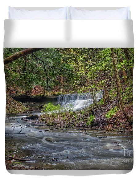 Emery Park Duvet Cover