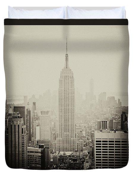 Empire Duvet Cover