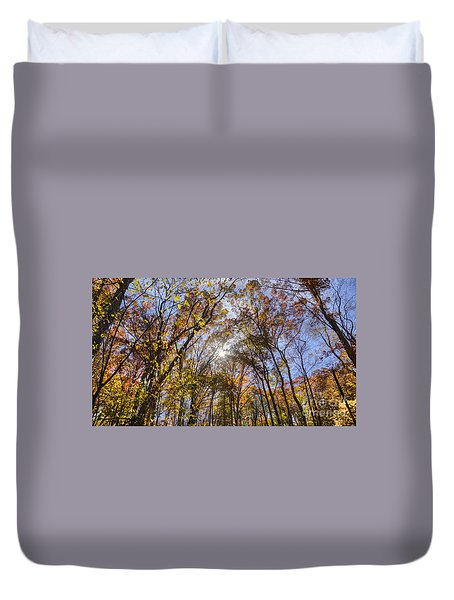 End Of Summer Duvet Cover