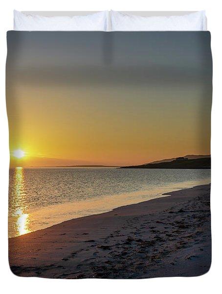 Eriskay Sunset Duvet Cover
