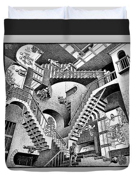 Escher 131 Duvet Cover