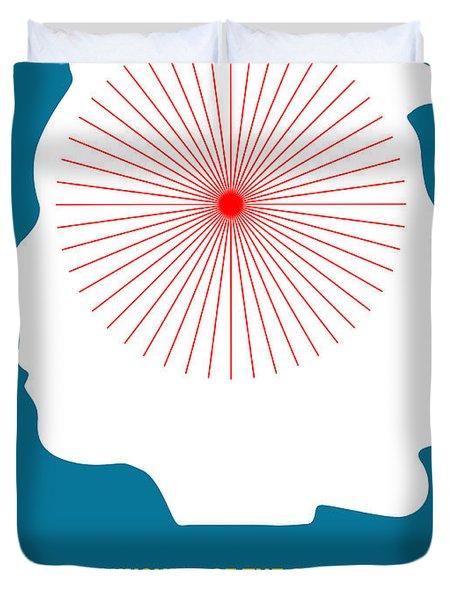 Eternal Sunshine Of The Spotless Mind Duvet Cover