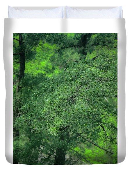 Ever Green Duvet Cover