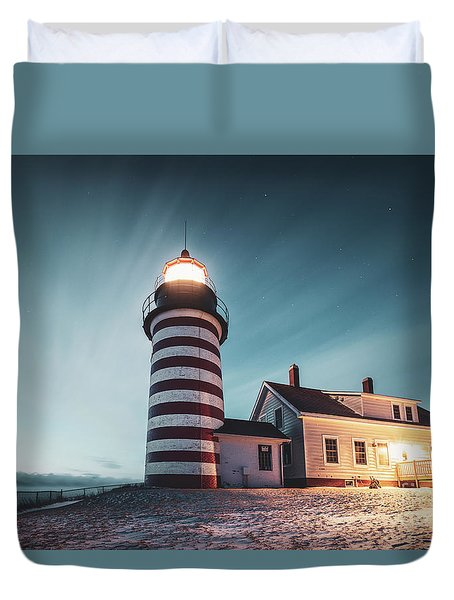 Everlight Duvet Cover