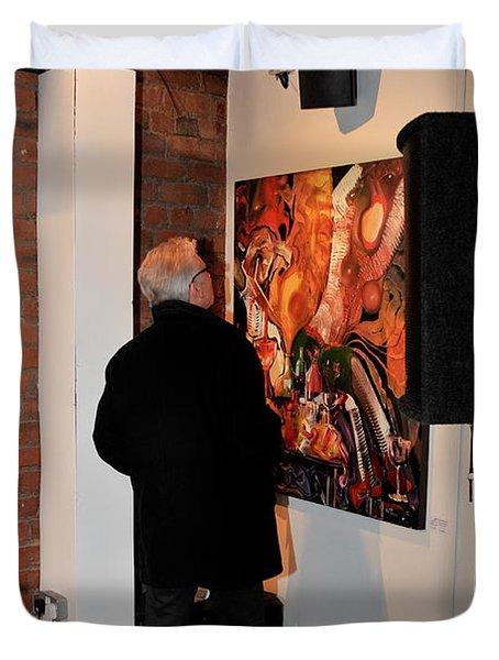 Exhibition - 08 Duvet Cover