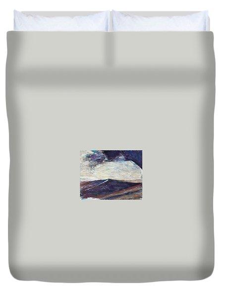 Expanse Duvet Cover