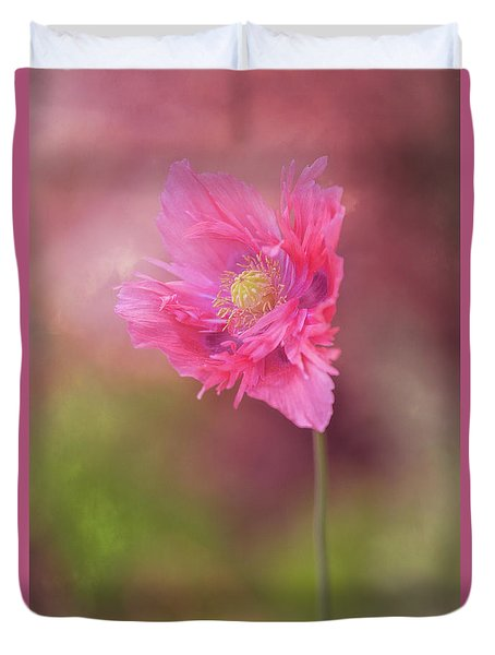 Duvet Cover featuring the photograph Exquisite Appeal by Dale Kincaid