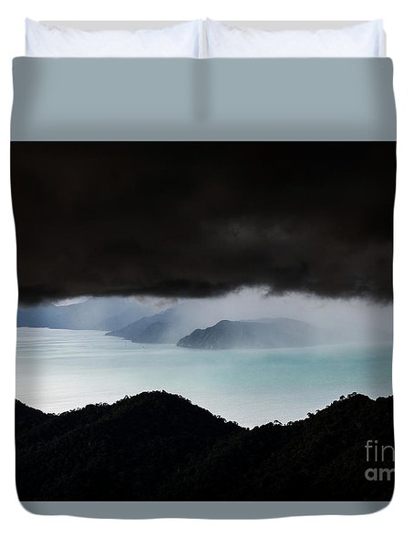 Eye Of The Monster  Duvet Cover